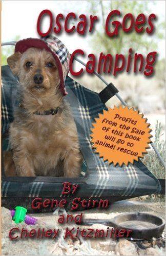 Oscar Goes Camping